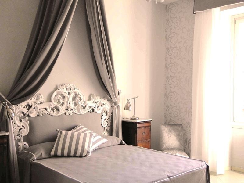 The Grey double bedroom