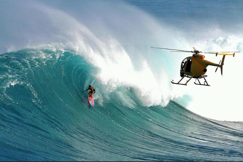 Oahu it all happens here!