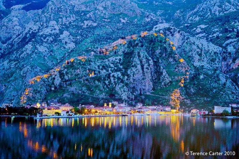 Kotor old town (10 miles)