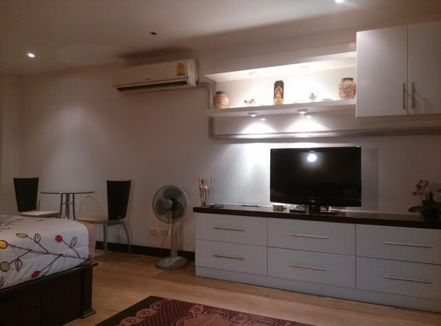 Condo for rent North Pattaya,44 sq.m.,fully furnished,close to Wongamat Beach., vacation rental in Pattaya