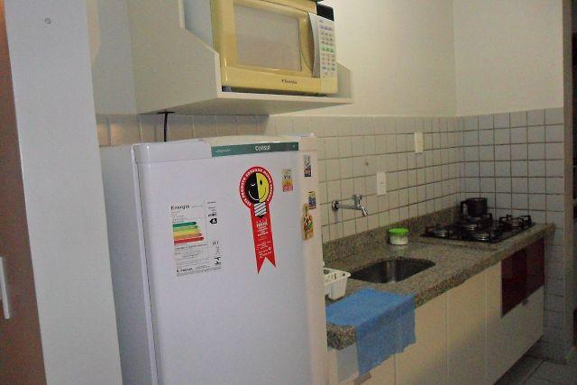 Kitchen equipped