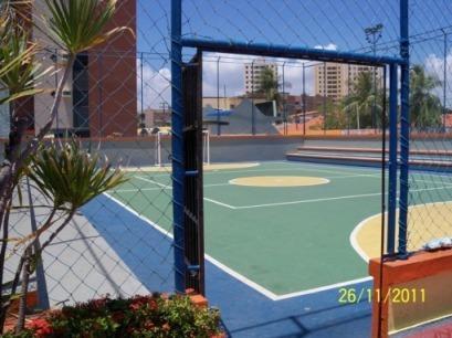 Multi-purpose sports courts