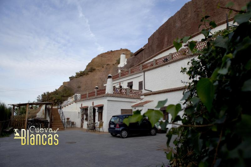 Cuevas Blancas, holiday rental in Guadix
