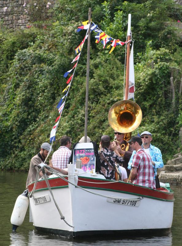 Jazz en el río - agosto de 2014