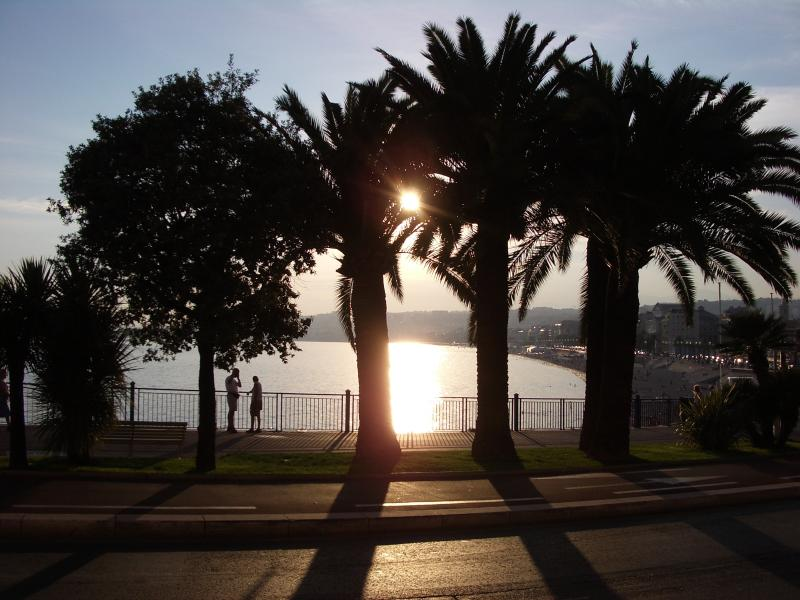 Enjoy beautiful sunsets within 1 minutes' walk from the apartment. Don't forget your camera!