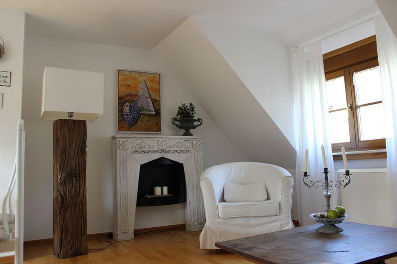 Wohnbereich im VINTAGE-Stil