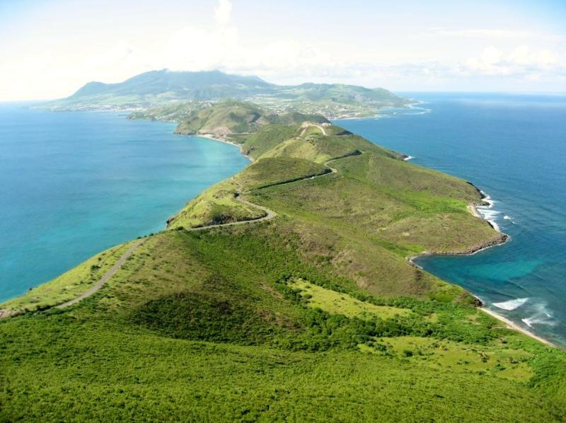 South East Peninsula St. Kitts.