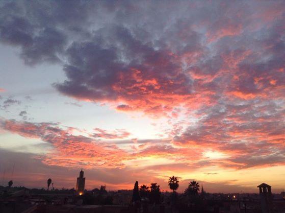 Meilleurs couchers de soleil en ville !
