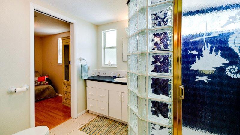 Bathroom 2 has Standalone Shower