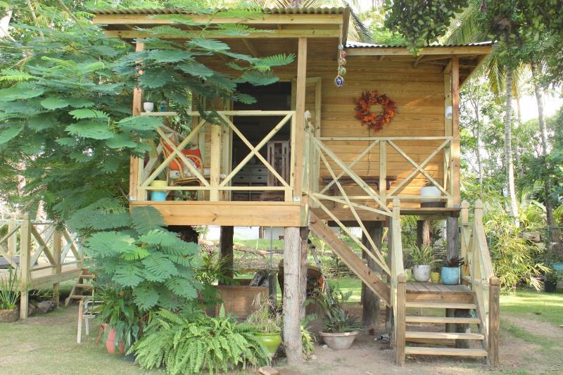 Tree House Massage Hut