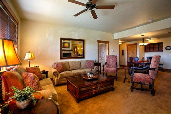 Emerald Lodge Living Room - 5102A