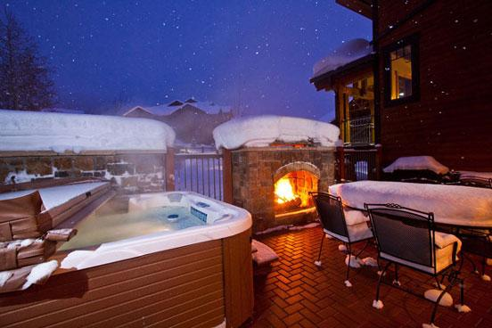 Bear Lodge 6105 - Trappeur's Crossing Resort, location de vacances à Steamboat Springs