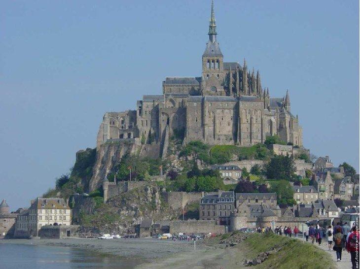 Mont St Michel 40 minuti