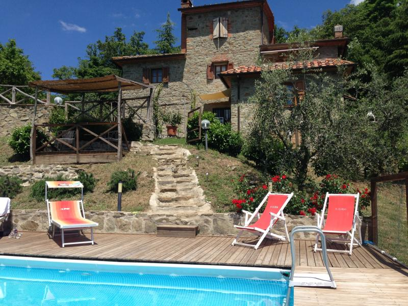 Casale Aiaccia, holiday rental in Arezzo