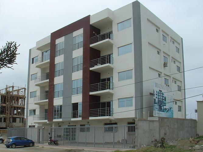 New Apartment Building