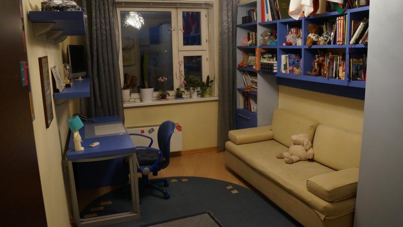 Modern room with Visa support&more, holiday rental in Podolsk
