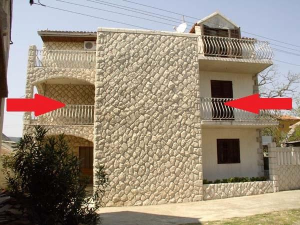 Apartments Vini i Ivana - apartment  for 2+1 people, vacation rental in Hvar Island