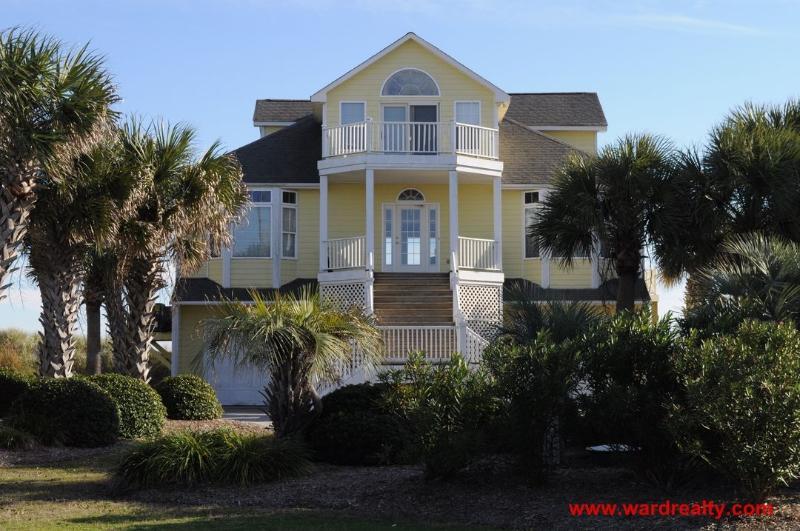 Carolina Palms, vacation rental in North Topsail Beach