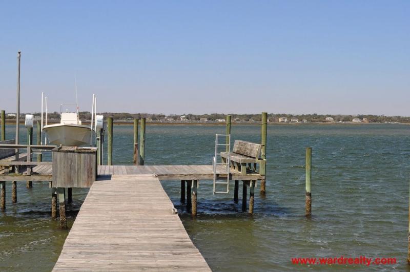 Boat Dock & Pier