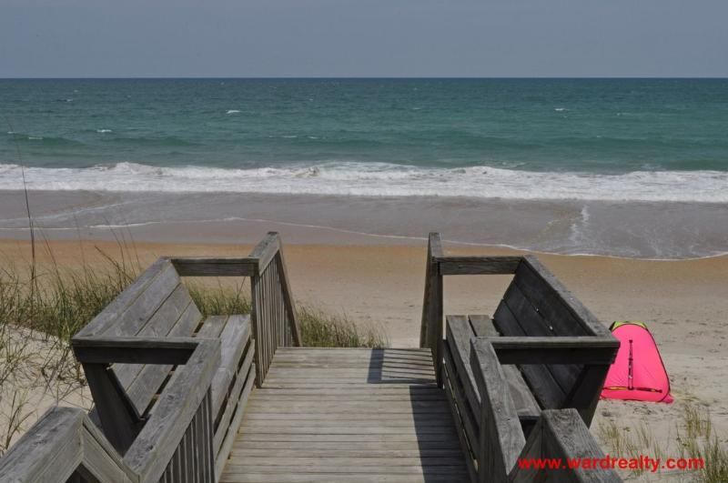 Shared Beach Access