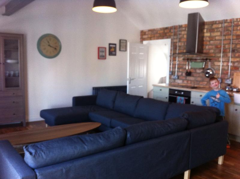 Luxury loft apartment in Portrush N Ireland, holiday rental in County Antrim