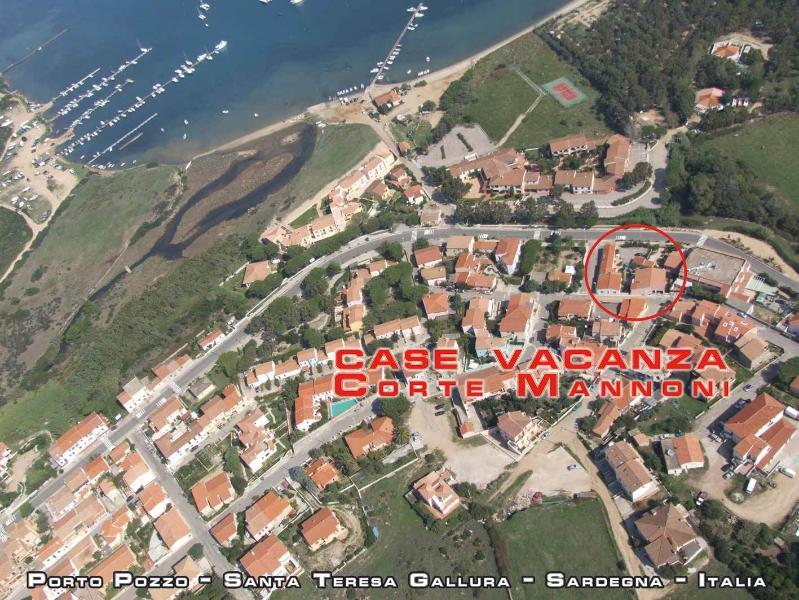 Panoramica di Porto Pozzo