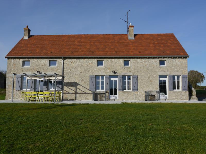 Belgite, holiday rental in Uxeau