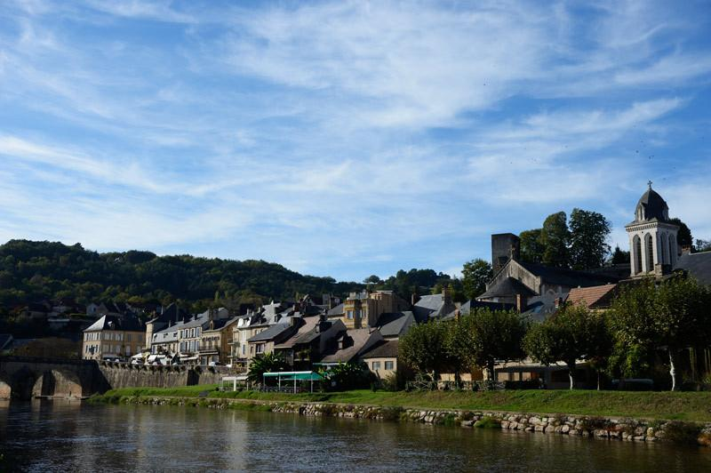 Montignac - a beautiful, traditional, French market town