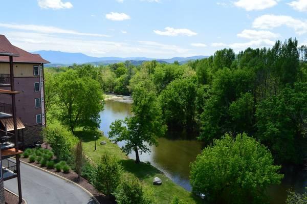 Mountain & River View