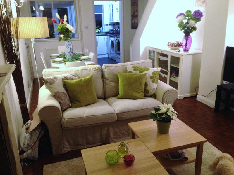 Brighton Cosy Cottage - Central North Laines, holiday rental in Shoreham-by-Sea