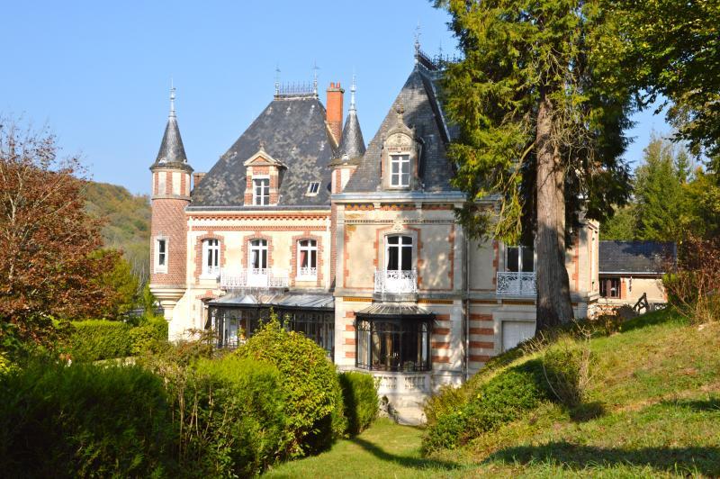 Le Castel d'Orquevaux - Chambre d'hôtes