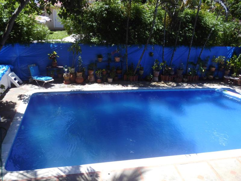 large private pool (share with home owner only)