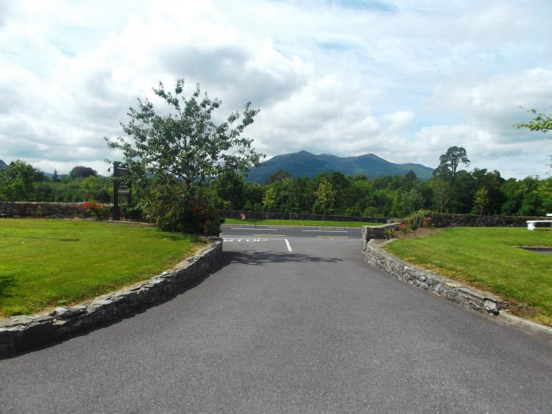 Stunning View from the Killarney Holiday Village
