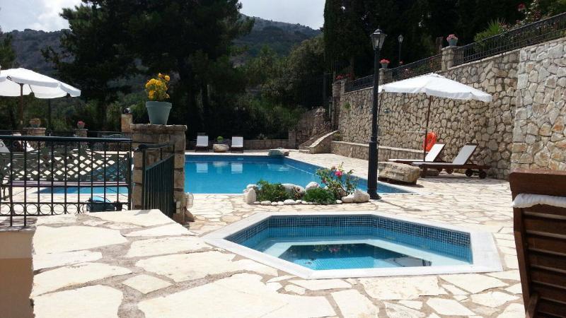 Estate Dafnopanagia  Villa Magda, casa vacanza a Vafkeri