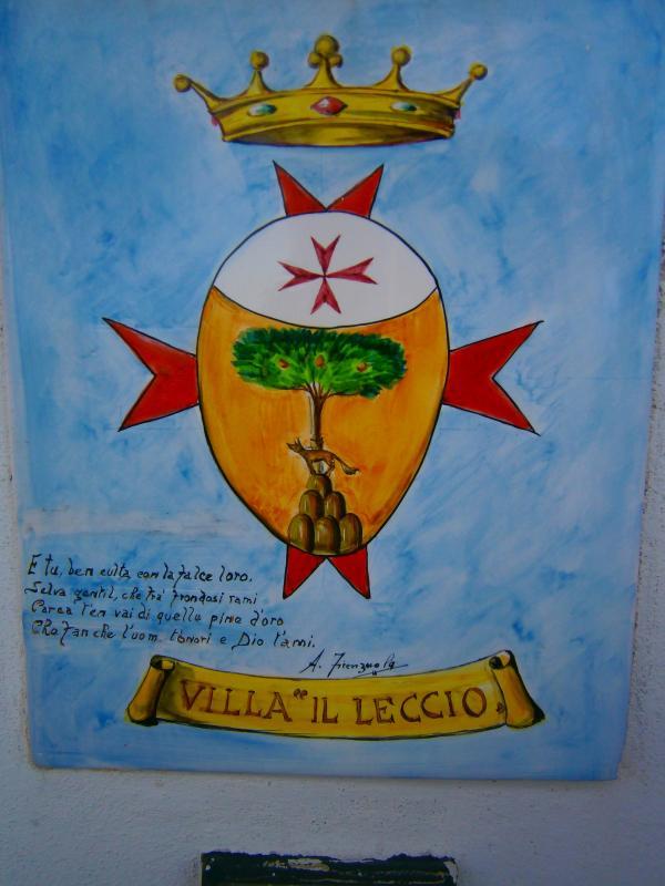 stemma della famiglia