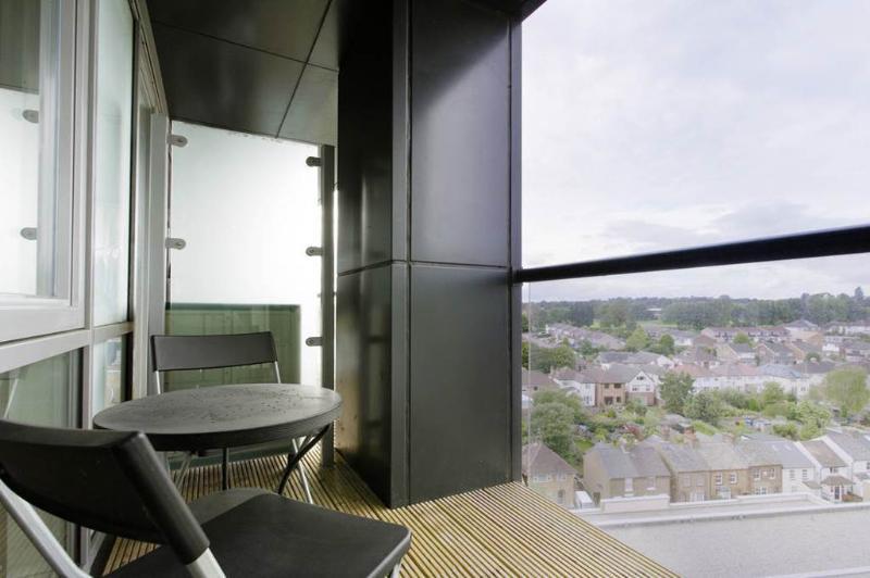 KD Tower Balcony