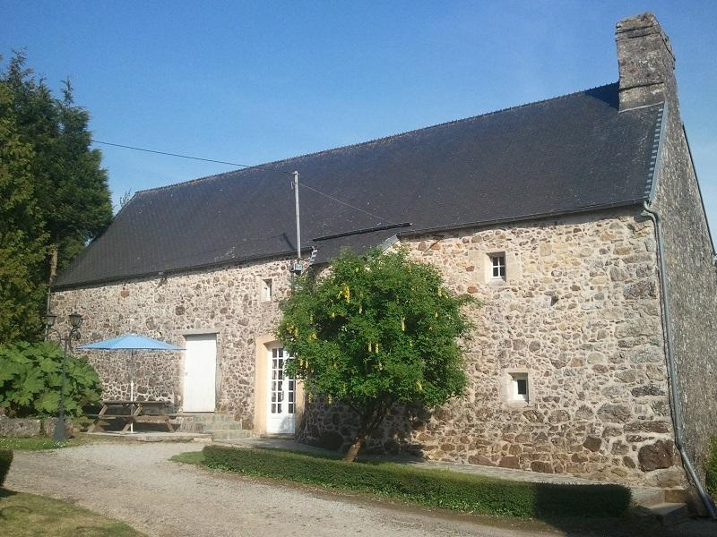 La Pascallerie, holiday rental in Brix