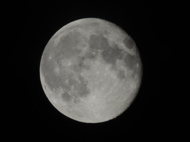 luna llena en el puerto de Cocagne