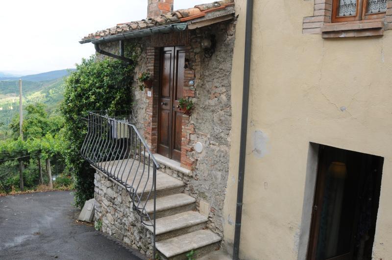 Casa Vacanze 'Mary e Luigi' Val d'Orcia, casa vacanza a Castiglione D'Orcia