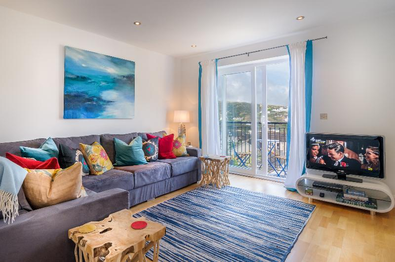 The Cove, Porthtowan, vacation rental in Mount Hawke