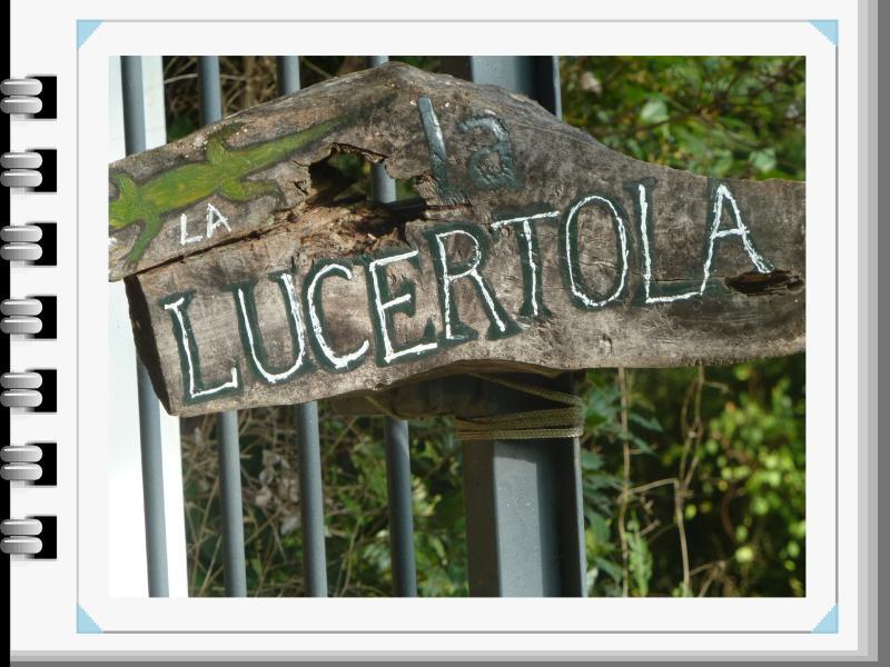 Our front door sign!