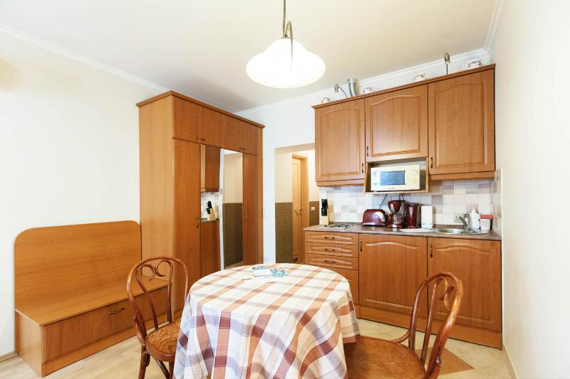 1-room studio with equipped kitchenette