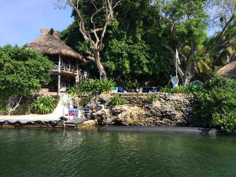 Isla Nasa, casa vacanza a Isla Grande