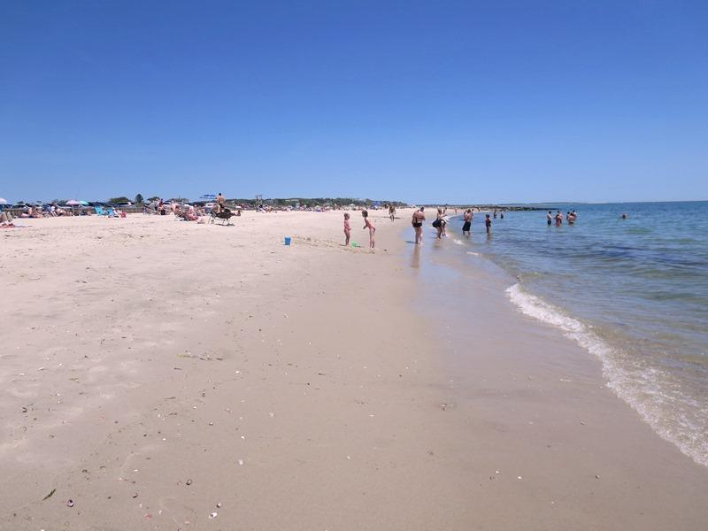 Red River beach- walk or drive - (Get your sticker at the beach) 2 large parking lots. - Harwich Port Cape Cod New England Vacation Rentals