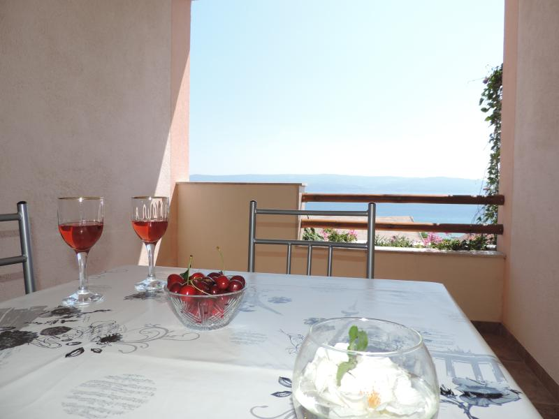 Sea view apartments Rubic Ap2, holiday rental in Duce