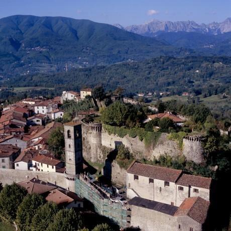 Lokale Stadt Castiglione