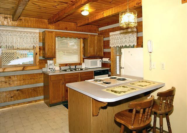 Leather & Lace #1615- Fully Equipped Kitchen