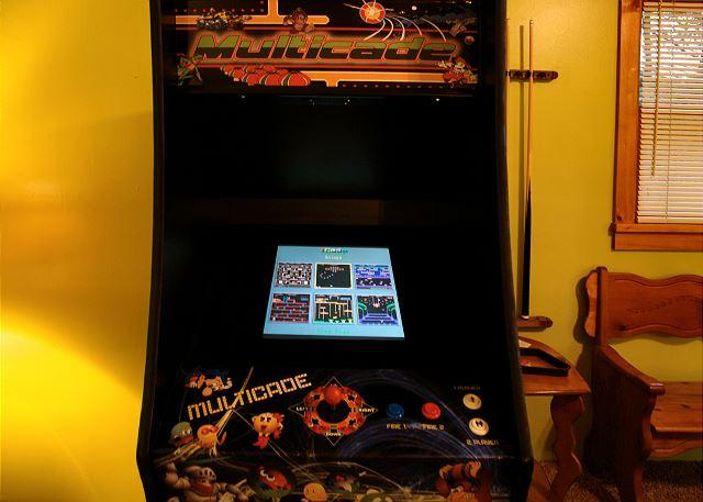 Parkside Party #1676- Arcade Game