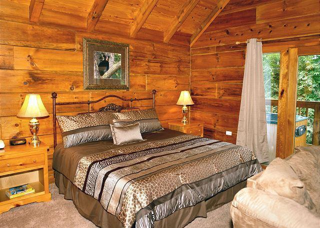 Wild Thing #1525- Bedroom