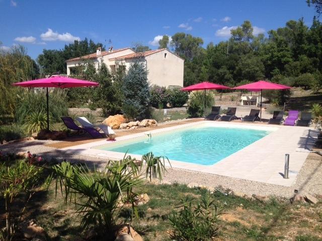 apparthôtel F2 en provence, holiday rental in Pignans